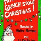 How the Grinch Stole Christmas!/If I Ran the Zoo: (Parents' Choice Award for ...