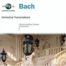 Orchestral Transcriptions / Toccatta & Fugue in D