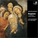 Richafort: Requiem in memoriam Josquin Desprez; Motets /Huelgas Ensemble * P ...