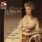 Francesca Lebrun: 6 Violin Sonatas