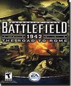 Battlefield 1942 Expansion: The Road to Rome - PC