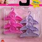 Barbie Little Extras Clip On Hangers (1999)
