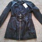 Leather Mistress Bustless Breastless Corset Dress XL NEW! $139.99