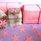 Love spell wax melts, herb wax melts, witchcraft supplies