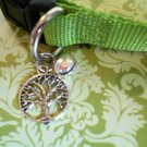 Tree of life, cat collar, familiar collar, witchcraft supplies