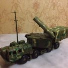 S-300 Russian/Soviet surface-to-air missile system radar 1:72 complete model