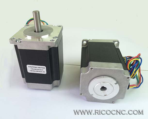 1.8 Degree CNC Router DC Step Motor 2 Phase Hybrid Stepping Motor for DIY CNC Router Plasma