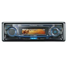 Panasonic CQ-C8303U CD player with MP3/WMA playback