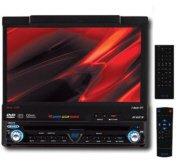 "Jensen VM9410 7"" TFT Indash Monitor DVD CD MP3 AM/FM"