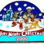 Mickey's Very Merry Christmas Party 2000 Pin