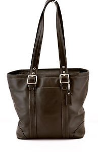 Coach F11201 Hampton Satchel tote shoulder bag