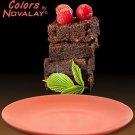 DINNERWARE FOUR Dinner plates Matte pink ceramic, kitchen plates
