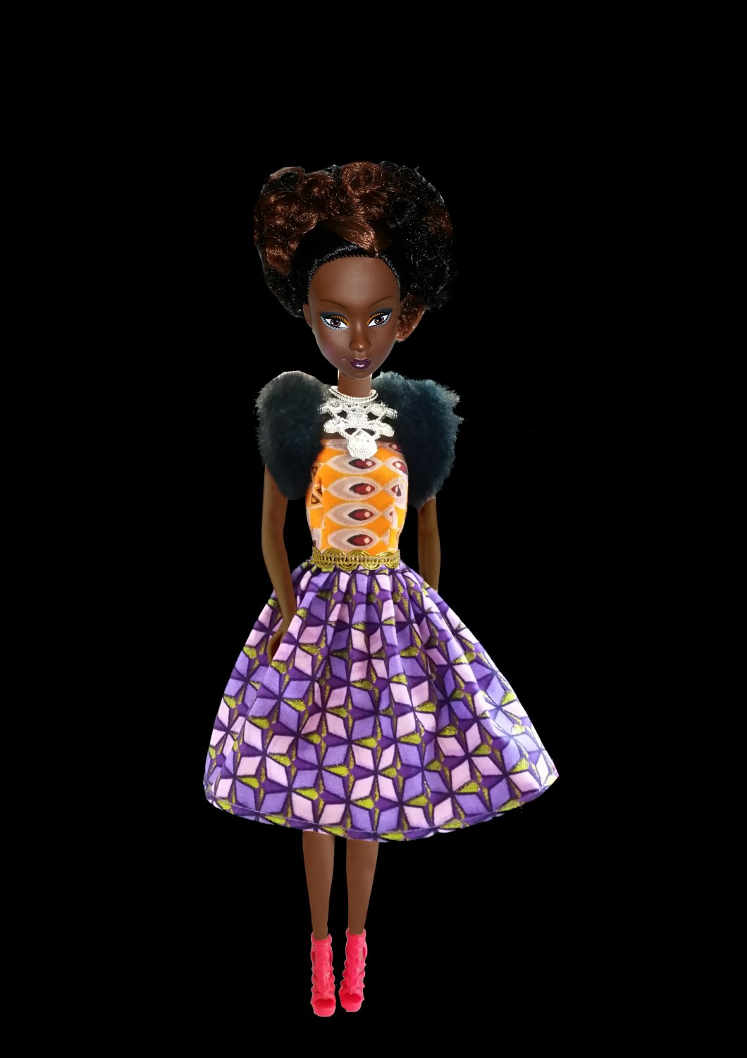 Queens of Africa Dolls - Azeezah