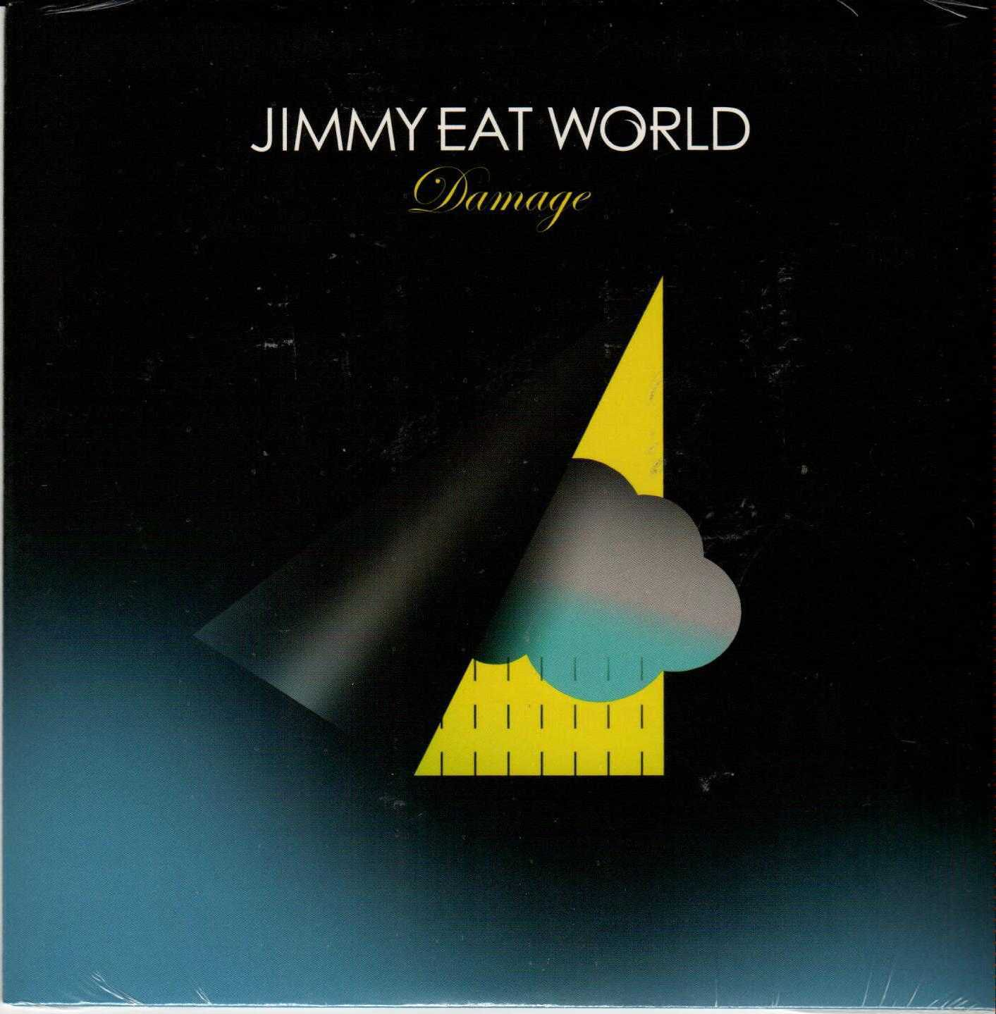 "JIMMY EAT WORLD Damage 2013 US 2 Track RECORD STORE DAY 7"" Vinyl Single"