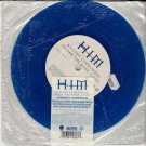 "HIM Killing Loneliness 2005 UK 2 Track BLUE 7"" Vinyl Single Import"