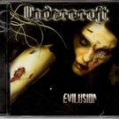 UNDERCCROFT Evilusion 2002 US 11 Track CD Album
