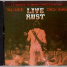 NEIL YOUNG & CRAZY HORSE Live Rust 1979 US 16 Track CD Album
