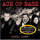 ACE OF BASE Lucky Love 1996 US 2 Track CD Single