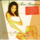 TONI BRAXTON You're Makin' Me High And Let It Go 1996 US 2 Track CD Single