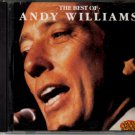 ANDY WILLIAMS The Best Of Andy Williams 1992 Australia 14 Track CD Album