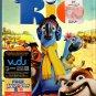 RIO Blu-Ray + DVD + Gigital Copy 2011 US DVD Blu-Ray With Slipcover