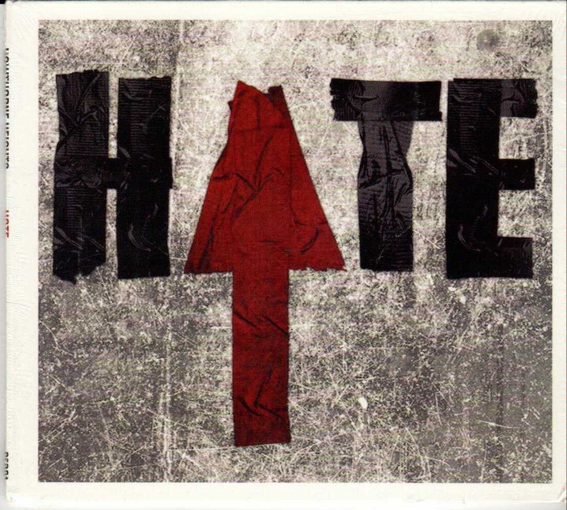 HAWTHORNE HEIGHTS Hate 2011 US 9 Track CD Album
