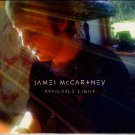 JAMES MCCARTNEY Available Light 2010 US 5 Track Promotional CD Sampler