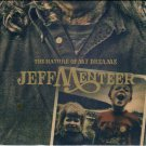 JEFF MENTEER The Nature Of My Dreams 2011 US 12 Track CD Album