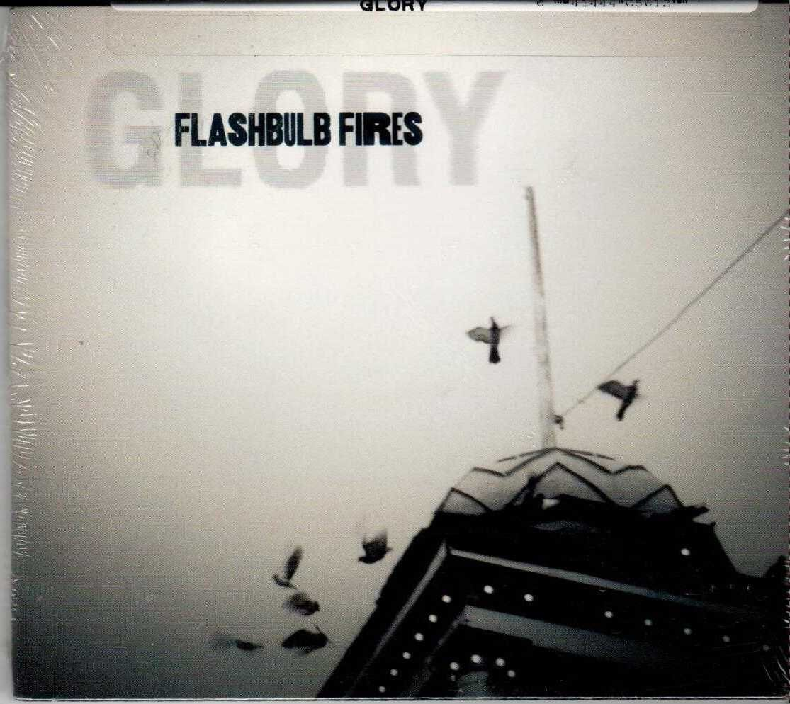 FLASHBULD FIRES Glory 2009 US 9 Track CD Album