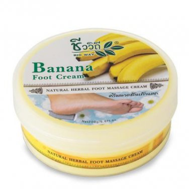 Banana Crack Heel Cream - Foot Knee Care For Dry Skin