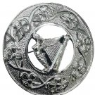Scottish Brooch in Awesome Mermaid DESIGN