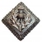Vintage sterling silver brooch for Flyplaids