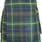Size 34 Scottish Highland Active Men Modern Pocket Hunting Stewart Tartan New Kilt