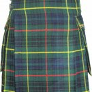 Size 48 Scottish Highland Active Men Modern Pocket Hunting Stewart Tartan New Kilt