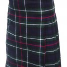 Size 36 Scottish Highland Modern Utility Pocket Mackenzie Tartan Prime Active Men kilts