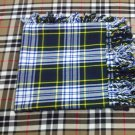 Dress Gordon Tartan Fly Plaid Highland Scottish Kilts Flashes Garters