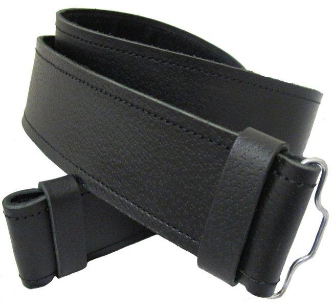Scottish Highlands Celtic Kilt Belt 28 Size Pure Leather Plain Kilt Belt Adjustable Sizes