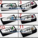 Naruto Cosplay Accessories Headband +ring free shipping