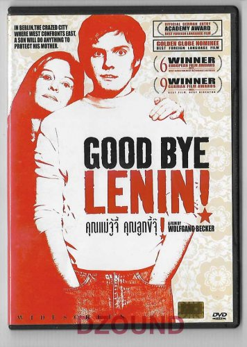 Good Bye, Lenin! - Daniel Brühl Katrin Sa� - THAI DVD  ALL ZONE PAL