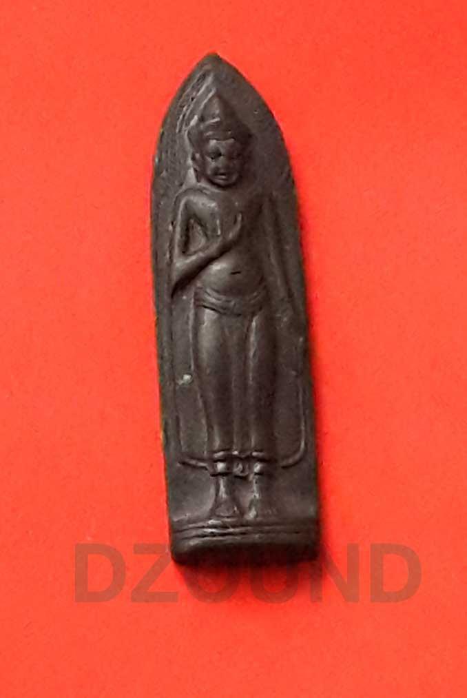 PRA RUONG LHANG RANG PUEN - ANTIQUE THAI BUDDHA AMULET