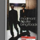 MCALMONT & BUTLER - BRING IT BACK - THAI MUSIC CASSETTE 2002
