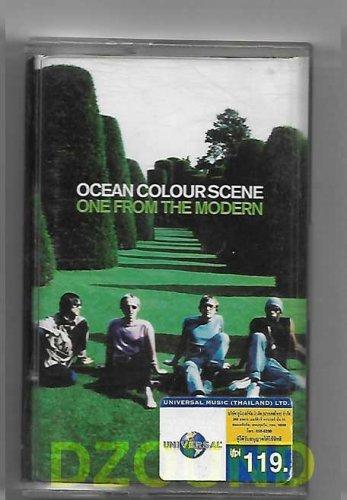 OCEAN COLOUR SCENE - ONE FROM TE MODERN - THAI MUSIC CASSETTE 1999