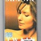SHANIA TWAIN - THE WOMAN IN ME - THAI MUSIC CASSETTE 1995