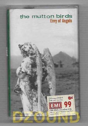 THE MUTTON BIRDS - ENVY OF ANGELS - MUSIC CASSETTE 1996
