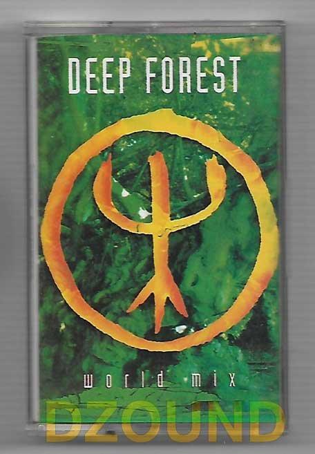 DEEP FORREST - WORLD MIX - MUSIC CASSETTE 1994