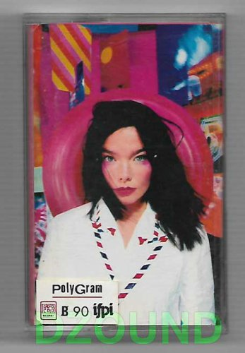 Björk � Post - THAI MUSIC CASSETTE 1995