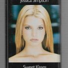 JESSICA SIMPSON - SWEET KISSES - MUSIC CASSETTE 1999