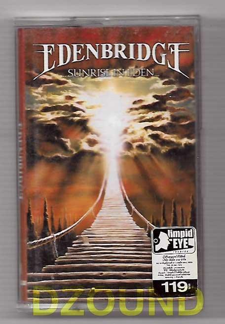 EDENBRIDGE - SUNRISE IN EDEN - THAI MUSIC CASSETTE 2000