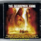 OST -  Scorpion King - Original SoundTrack CD -  Dwayne Johnson