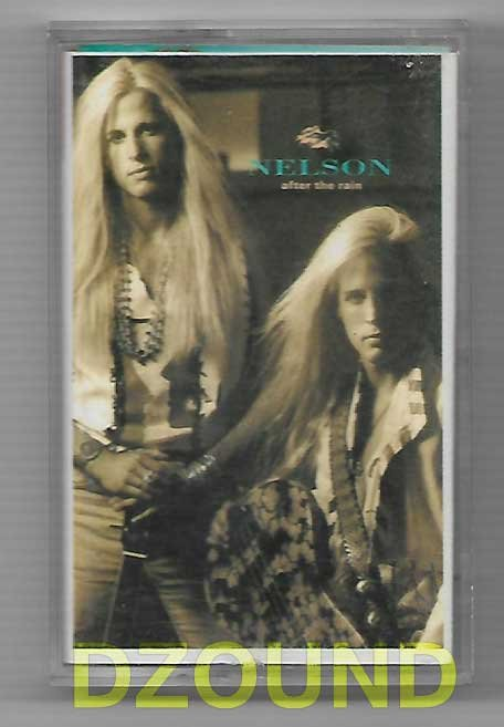 NELSON - AFTER THE RAIN - THAI MUSIC CASSETTE 1991